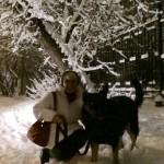 снег шанхай